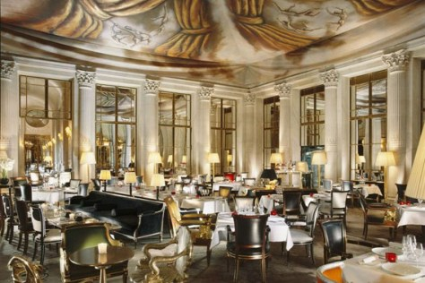 Le Meurice, por Philippe Starck.