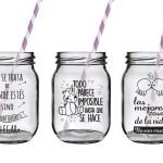 Vinilos para frascos y botellas: el arte de la decoración al detalle 2017.