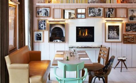 Ma Cocotte, restaurante diseñado por Philippe Starck.