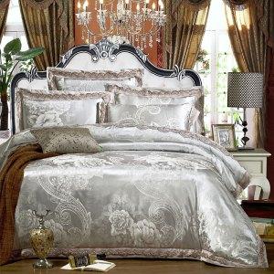 decorar una cama señorial en plata