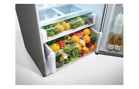Refrigerador con cajones