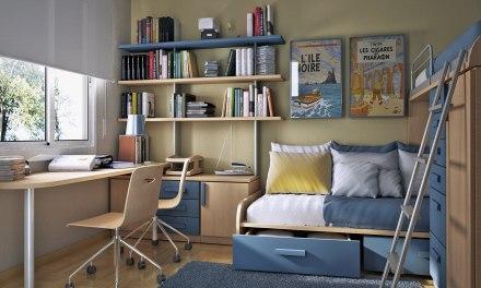 Ideas para aprovechar espacios inimaginables.