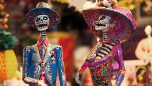 adornos estilo mexicano
