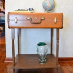 muebles reciclados con valijas