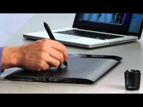 Las tabletas gráficas son regalos originales para arquitectos