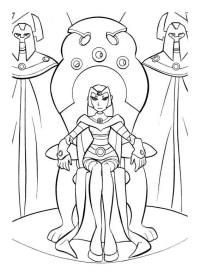 Dibujos De Titanes De Huntik Para Colorear Teen Titans