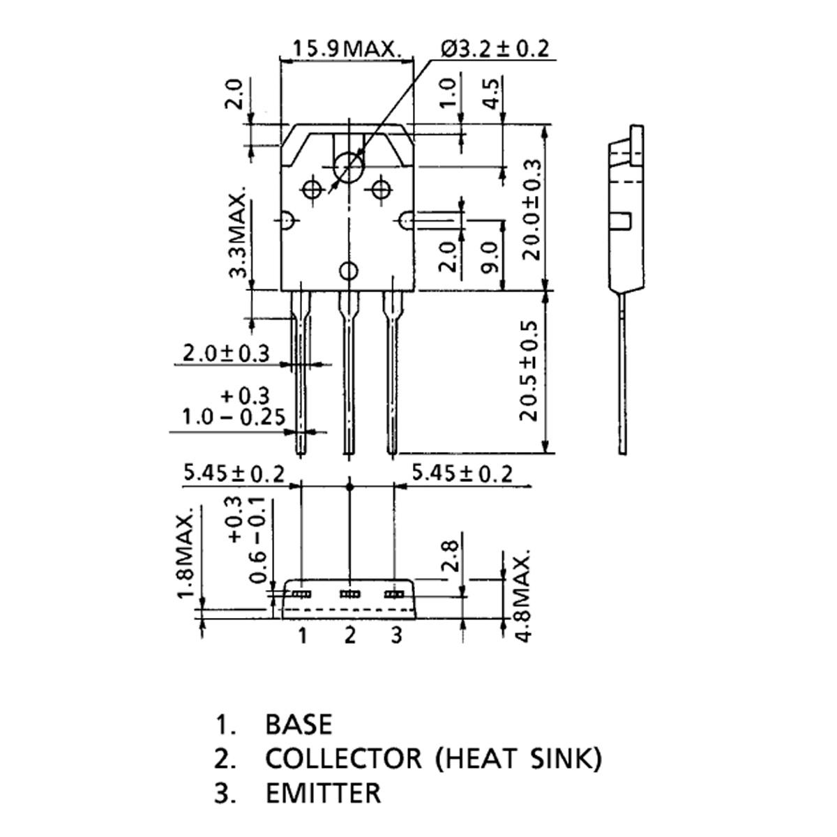 Transistor 2sc