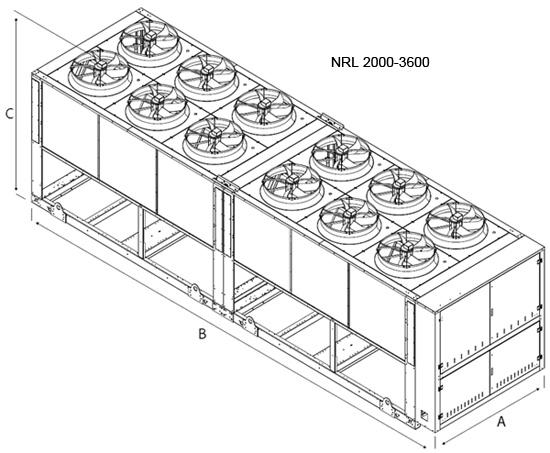 Технические характеристики холодильных машин и