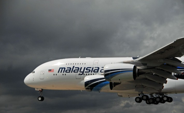 Chef Richard Corrigan and Malaysia Airlines to create in-flight menu for First and Business Class on A380 London route