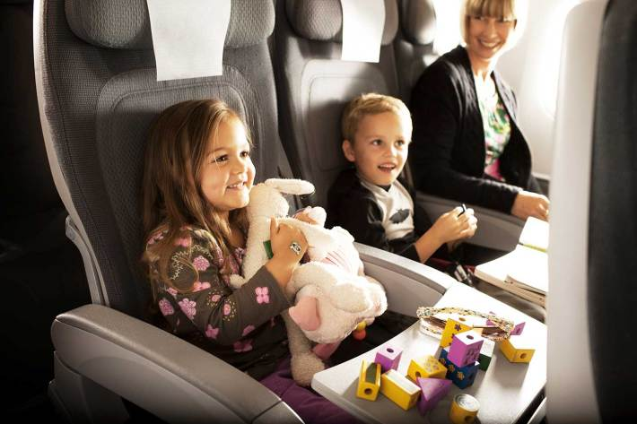 Air New Zealand's London to Auckland route January sale