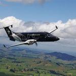 Air New Zealand Beech 1900D aircraft
