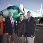 Boeing Business Jets proves range capability with record-setting trans-Pacific flight
