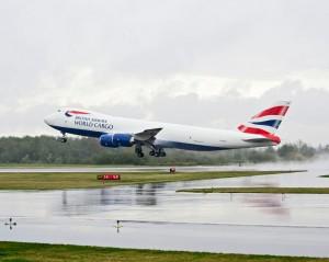 British Airways World Cargo Boeing 747-8 Freighter