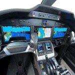Cessna Citation Ten cockpit flight controls