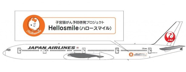 JAL Hellosmile Jet