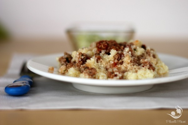 Cuscus cu carne