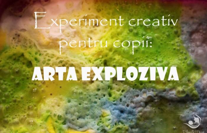 Experiment pentru copii