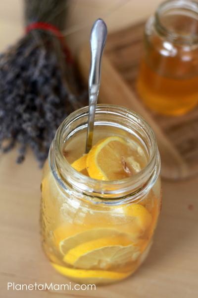 Ghimbir cu miere pentru tuse reteta