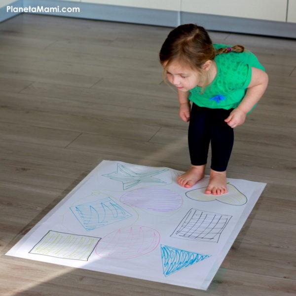 Activități copii 2-4 ani
