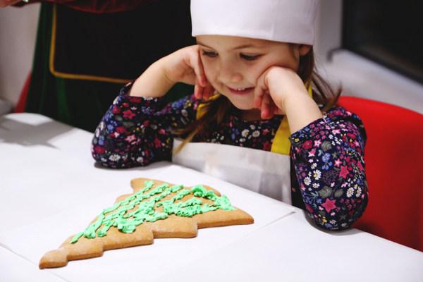 Atelier de ornare a biscuiților pentru copii la ZityMall: despre experiență și impresii