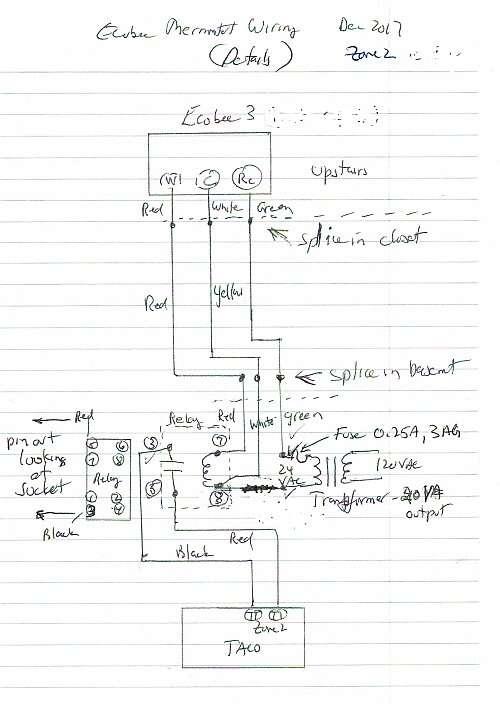 planet analog  simple schematic challenging installation