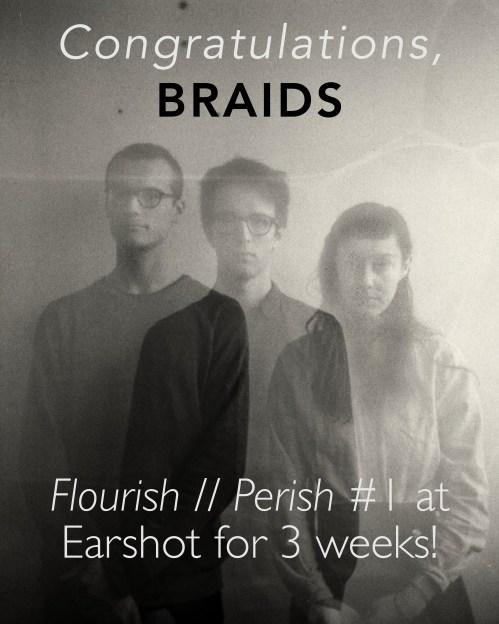 Braids at Earshot