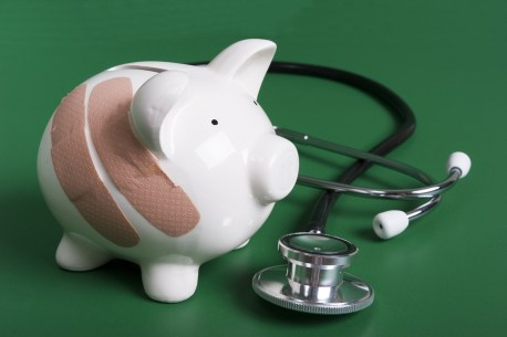 Health Of Your Finances Piggybank