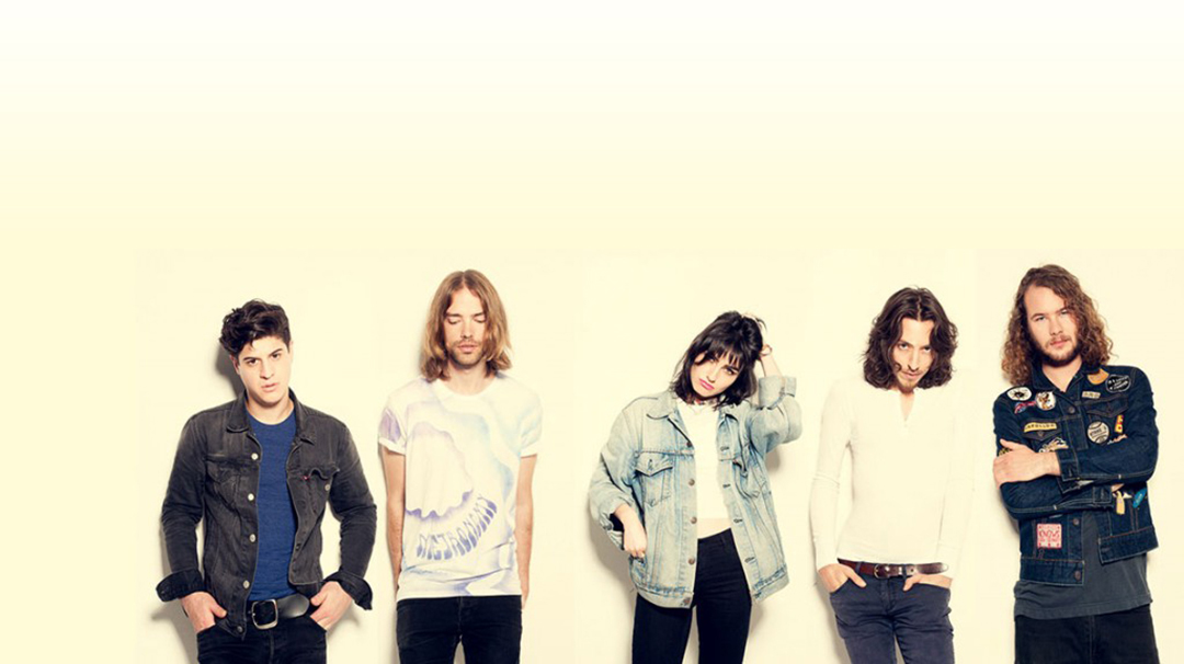 The Preatures Hit Top 15 at CMJ with Planetary