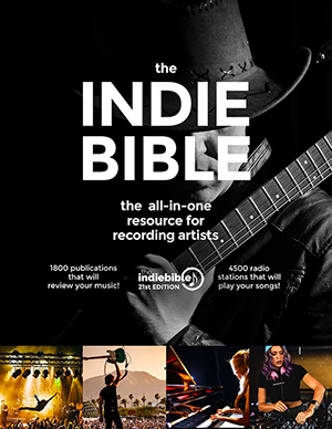 IndieBible Cover 300 - The Indie Bible: A Guide