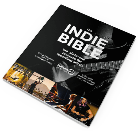 indie bible 20 cropped - The Indie Bible: A Guide