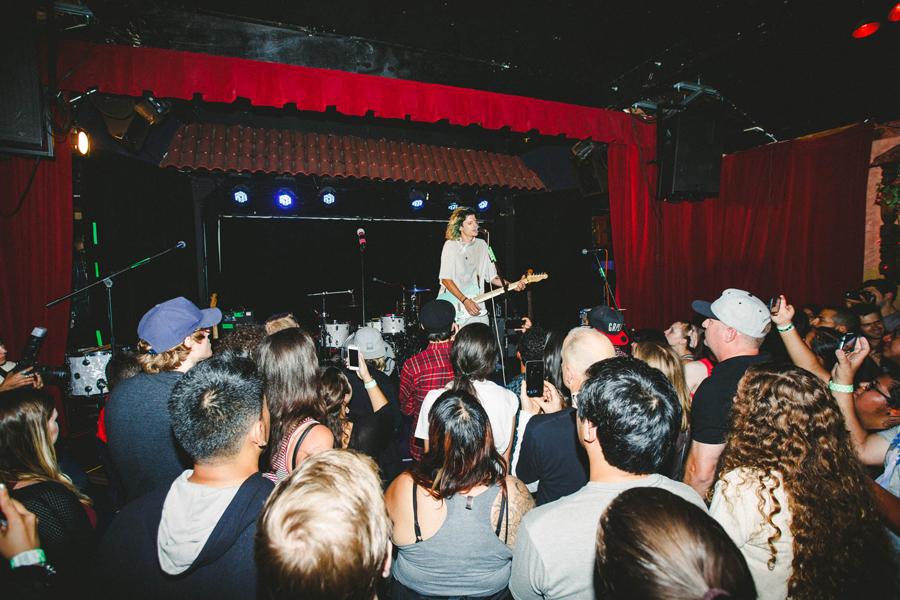 grouplove big mess release show el cid los angeles la 4 - Best L.A. Bars With Live Music That Book New Bands