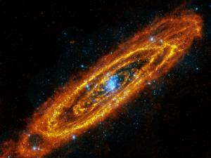 Andromeda_spiral_galaxy