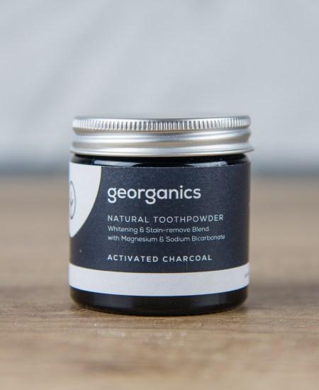 Georganics blanqueante dental