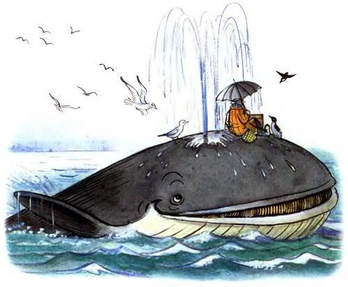 доктор Айболит на ките плывет