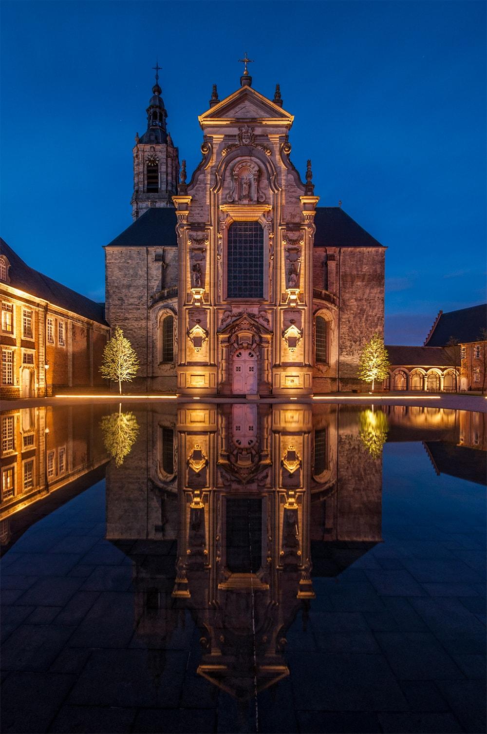 Esempio di Averbode Abbey  I Progetti di Planeta SRL