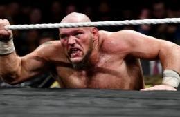 ¿Cuál es la situación actual de Lars Sullivan en WWE?