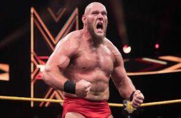 ¿Por qué Lars Sullivan no perdió su último combate en NXT antes de subir al main roster?