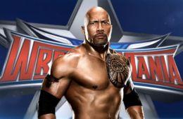 Última hora Posible aparición de The Rock en Wrestlemania 34