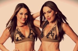 The Bella Twins hablan sobre el anuncio de WWE Evolution