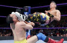 WWE noticias 205 Live