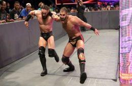 Ariya Daivari vs Neville en 205 Live