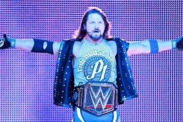 WWE noticias AJ Styles