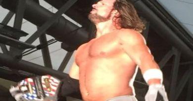 AJ Styles en el show de Wildwood