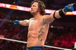 AJ Styles habla sobre Ronda Rousey
