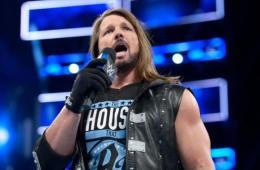AJ Styles podría estar en un gran combate en Wrestlemania