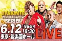 AJPW Dynamite Series 2018