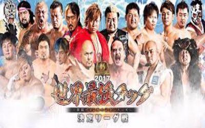 AJPW Real World Tag League 2017
