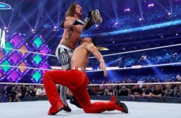 Razón del Heel Turn de Shinsuke Nakamura en Wrestlemania 34