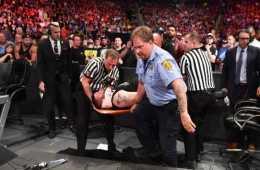 Actualización de la lesión de Kevin Owens por parte de la WWE