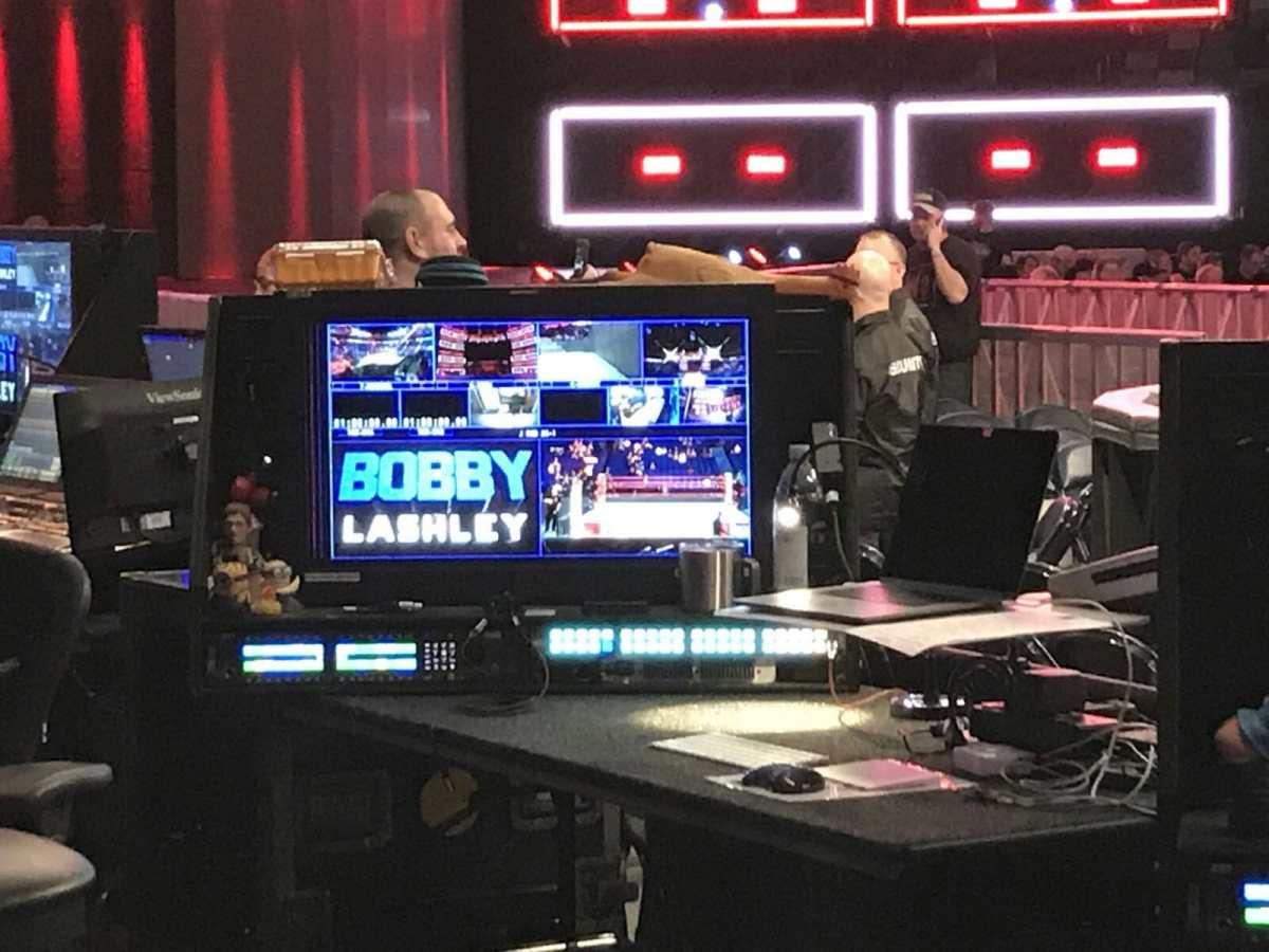 Actualización del estado de Bobby Lashley para el WWE RAW de está noche